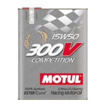 MOTUL 300V Competition15W-50 2Ltr