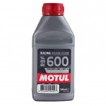 Motul Racing Brake Fluid 600 Factory Line  0.5 Lt
