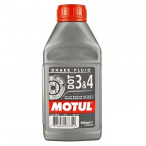 Motul Brake Fluid DOT 3&4 0.5 Lt